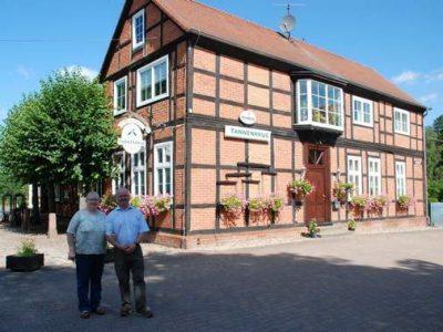 Gaststätte Tannenkrug in der Altmark